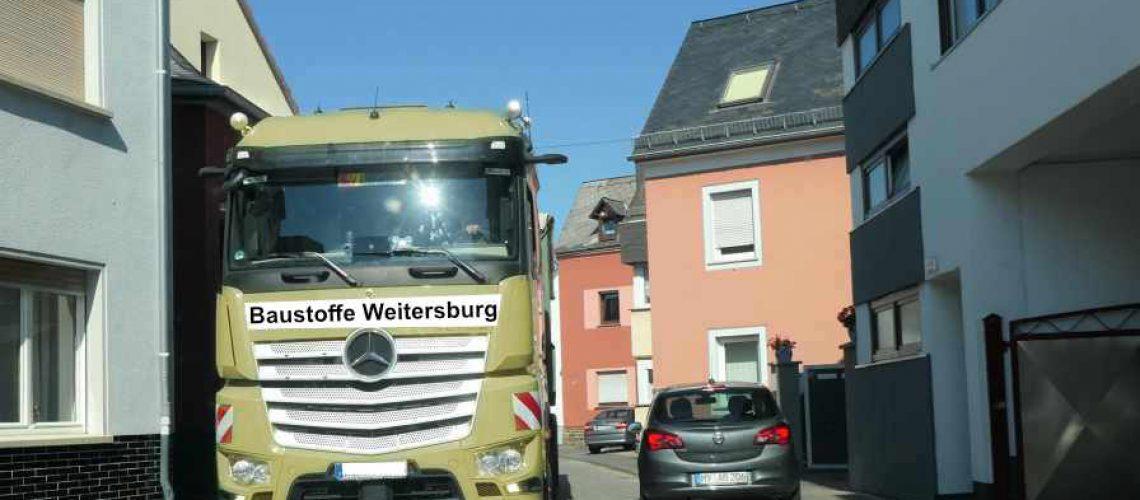 Bild Verkehr in Weitersburg